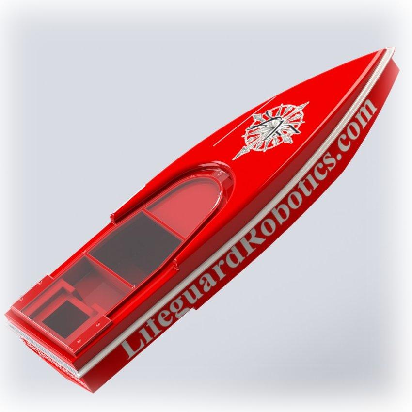 LifeGuard Robotics Boat